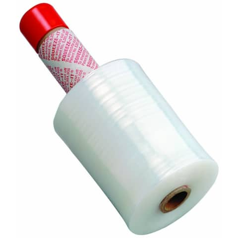"""Nifty ST-51 Wrapper with Cast Stretch Film & Dispenser, 80-Gauge, 5""""x1000'"""