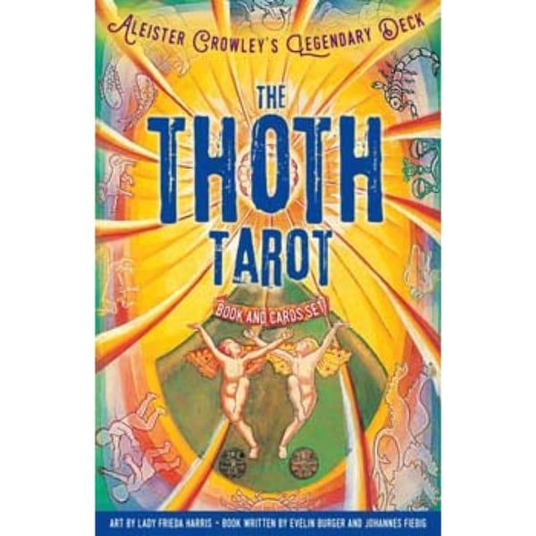 Thoth Tarot (deck & book)