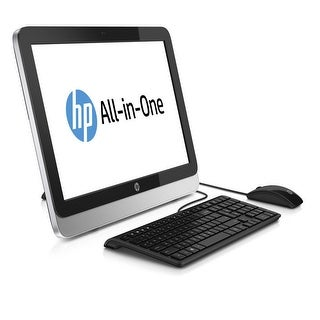 Manufacturer Refurbished - HP 21-2027c All-in-One 21 Touch Desktop Intel i3-4130T 2.9GHz 8GB 1TB Windows 10