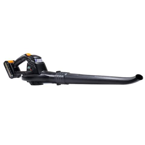 20-Volt 130 MPH 98 CFM Cordless Leaf Blower - N/A