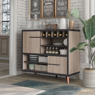 Link to Carbon Loft Feleni Contemporary Buffet Similar Items in Dining Room & Bar Furniture