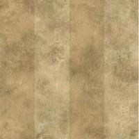 Brewster SRC19451 Stonington Brown Awning Stripe Wallpaper