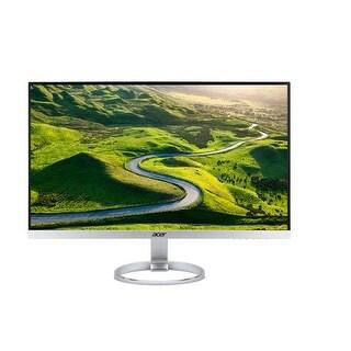 "Acer H277hk Smipuz 4K Uhd Ips Led Lcd Monitor, 27"", White/Silver (Um.Hh7aa.005)"
