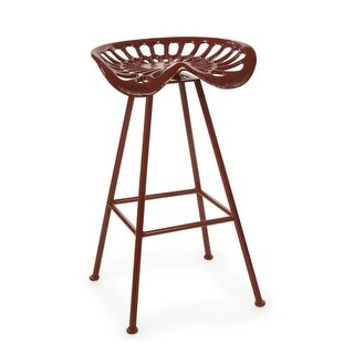 IMAX Home 10781 Leroy Tractor Seat Stool