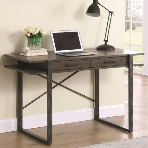 Modern Industrial Design Home Office Desk