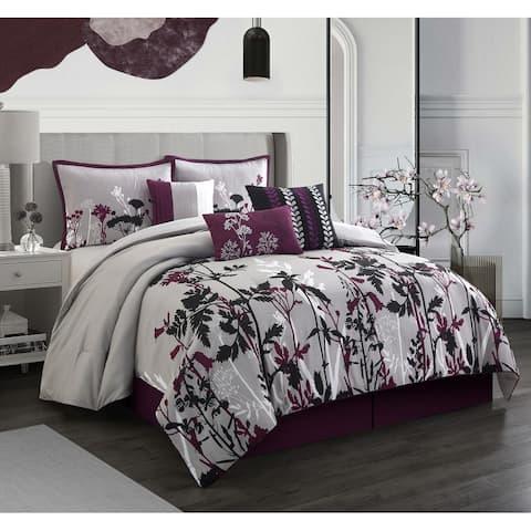 Grand Avenue Ciaran 7-Piece Comforter Set