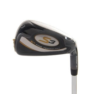 New Cobra S3 3-Iron Uniflex Steel RH