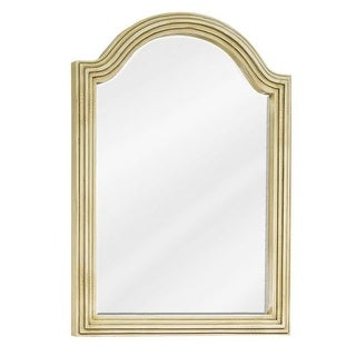 Elements MIR028D-60 Compton Collection Arched 22 x 30 Inch Bathroom Vanity Mirror
