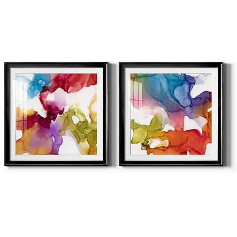 Spectrum Colors I-Premium Framed Print - Ready to Hang
