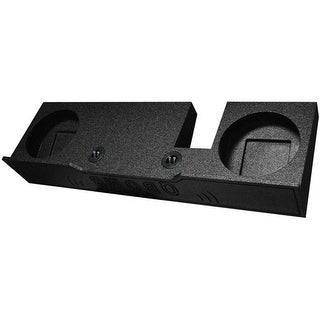 Bomb 2004 - 2008 Ford Extneded Cab Dual 12 in. Woofer Box