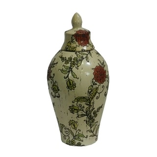 Gorgeous Ceramic Vase - Benzara