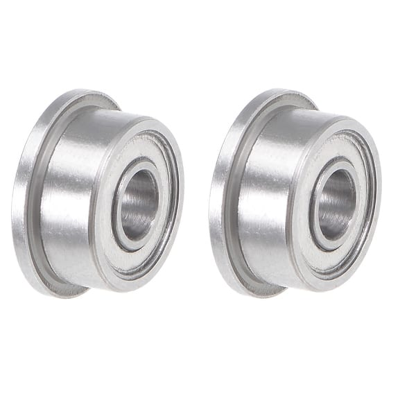 693zz 1pc AT Bearing 3x8x4mm MS chrome steel Metal shielded