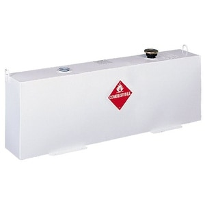 Delta 486000 37 Gallon White Vertical (Fuel-N-Tool Ready) St