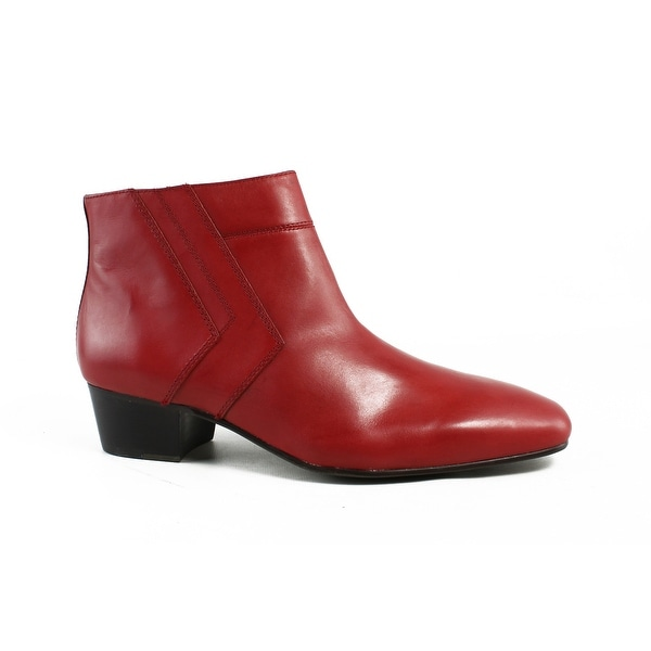 29d10706228 Shop Giorgio Brutini Mens Red Ankle Boots Size 8 - Free Shipping On ...
