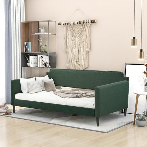 Alena Polyester Twin Size Daybed