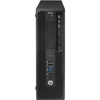 HP Z240 Workstation L9K17UT#ABA Workstation PC