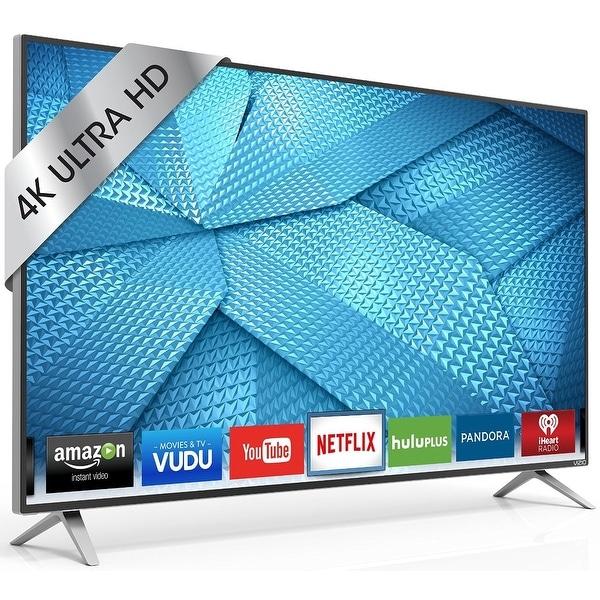 "Manufacturer Refurbished - Vizio M43-C1 43"" Class Ultra HD Full Array LED Smart TV 4K 120Hz 5x HDMI"