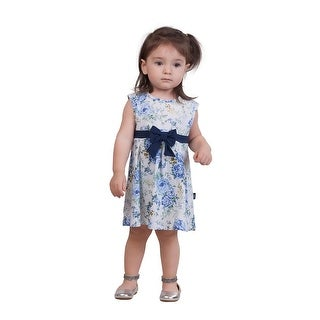 Pulla Bulla Baby Girls' Floral Dress