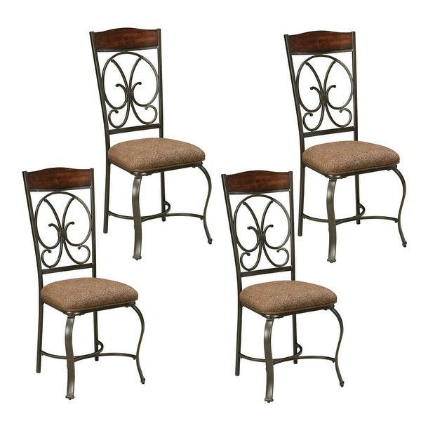 Shop Ashley Furniture D329 01 Glambrey Dining Uph Side Chair W