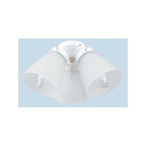 Ellington Fans ECK758 3 Light Ceiling Fan Light Kit
