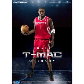 Enterbay X Real Masterpiece RM-1067 NBA Collection Tracy McGrady 1:6 Figure RM-1067