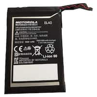 Replacement Battery for Motorola EL40 (Single Pack) Replacement Battery