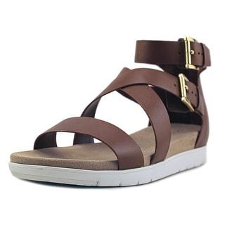 Michael Michael Kors Sybil Sandal   Open Toe Leather  Gladiator Sandal