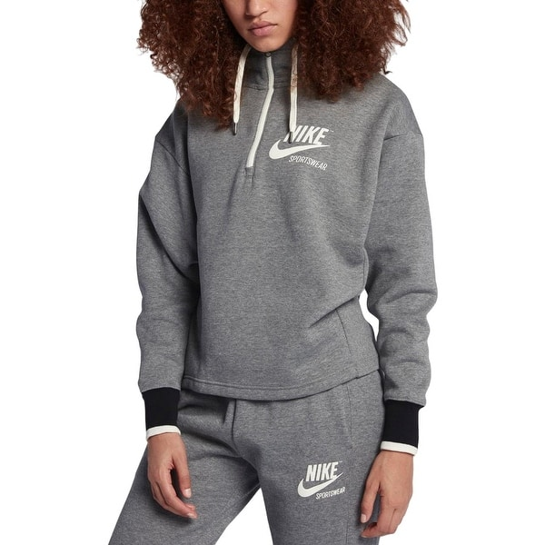 b22cd5f9d Shop Nike Womens Hoodie Fitness Yoga - Free Shipping On Orders Over ...
