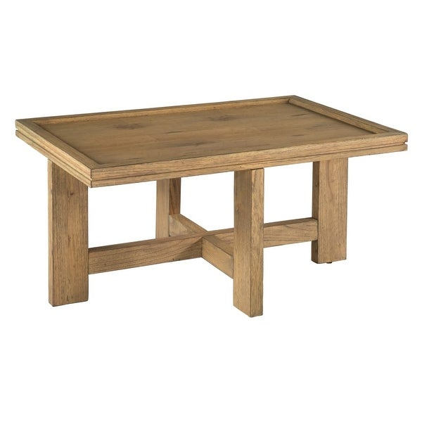 Hekman 951500 Avery Park 36 Inch Wide Wood Coffee Table