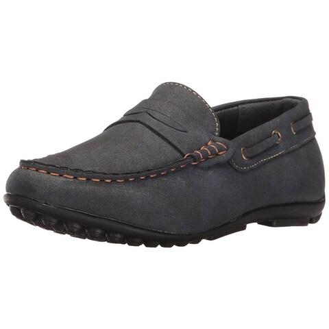 Kids Steve Madden Boys bpennyy Slip On Loafers