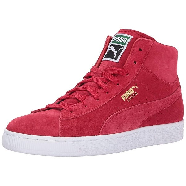9b4a86c8f163 Shop PUMA Men s Suede Classic Mid Sneaker - 10 - Free Shipping Today ...