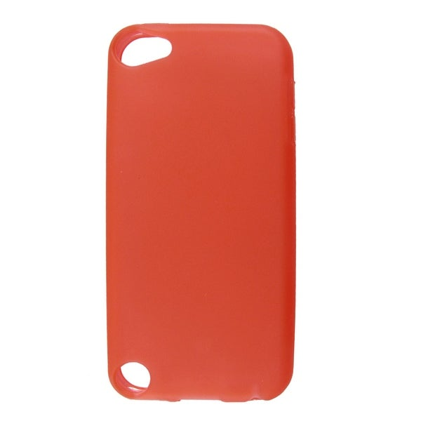 Plastic Case Cover Protector Red for Apple iPod Touch 5 5th
