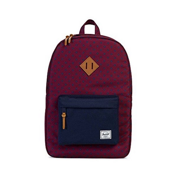6e007bfe173 Shop Herschel Unisex Heritage Backpack - Free Shipping Today -  Overstock.com - 20718926