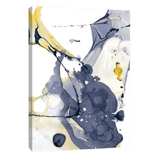 "PTM Images 9-105825  PTM Canvas Collection 10"" x 8"" - ""Nail Polish Abstract E - II"" Giclee Abstract Art Print on Canvas"