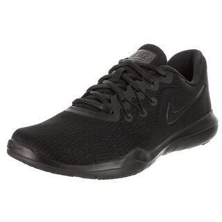 Nike Women's Flex Supreme Tr 6 Black/Black/Anthracite Training Shoe 8.5 Women Us