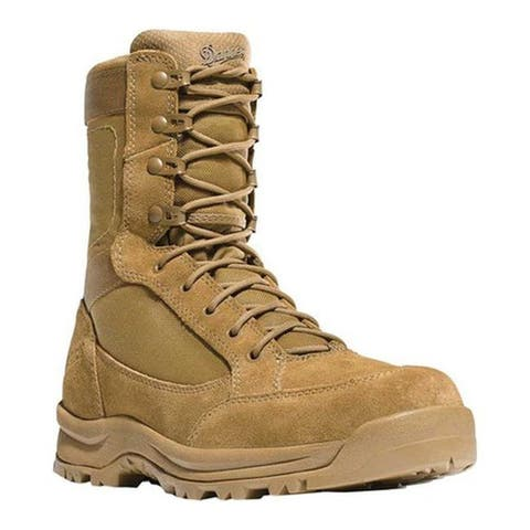 """Danner Men's Tanicus 8"""" Mojave Rough-out Leather/Nylon"""