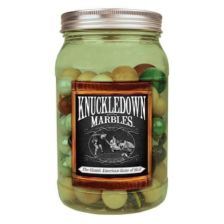 Knuckledown Marbles Game