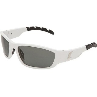 Venom White Pro Series Sunglasses - Gray