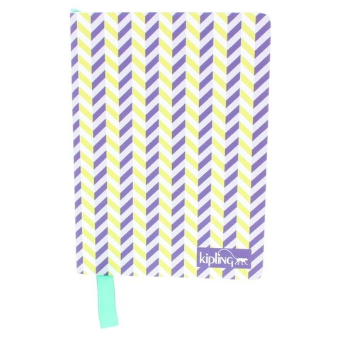 Kipling Womens Notebooks & Journals Striped Signature - o/s