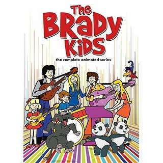 Brady Kids: The Complete Animated Series [DVD]