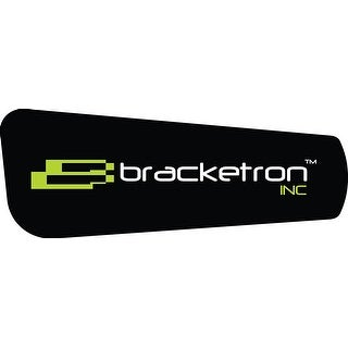 Bracketron UGC102BL Charger, Dual Socket Power