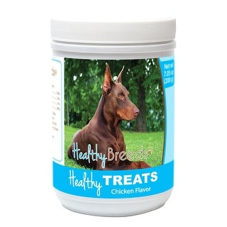 Healthy Breeds Doberman Pinscher Healthy Soft Treats