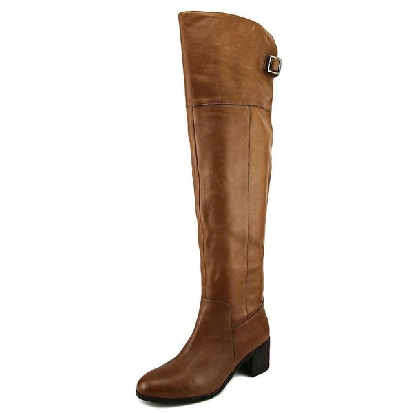 d5b057f26df Shop Aldo Ceci Round Toe Leather Over the Knee Boot - Free Shipping ...