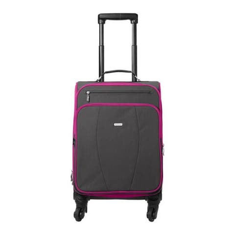 baggallini GTW842 Getaway Roller Charcoal - US One Size (Size None)
