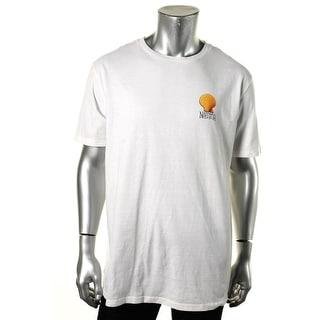 Nautica Mens Cotton Graphic T-Shirt