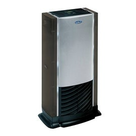 Essick Air D46 720 Humidifier Tower, 1300 Sq. Ft, Titanium/Charcoal