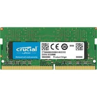 Crucial CT4G4SFS824A Computer RAM Module with 4GB DDR4 SD RAM and 2400MHz Memory Speed