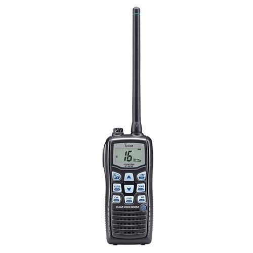 Icom Floating Handheld VHF Radio - 6W Floating Handheld VHF Radio