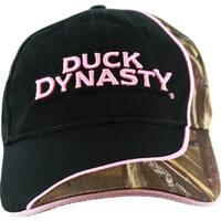 Duck Dynasty Women's Swoosh Adjustable Hat
