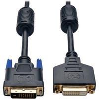 """""""Tripp Lite P562-015 Tripp Lite DVI Dual Link Extension Cable, Digital TMDS Monitor Cable - (DVI-D M/F) 15-ft."""""""